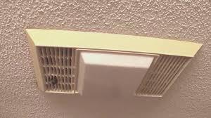 Broan Bathroom Fan Light Cover Removal Thedancingparent Com