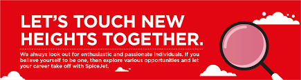 Careers Spicejet Airlines