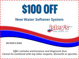 New Water Softener Ultima Water Softener System Repair Installation Isleys Home