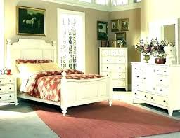 Distressed Bed Medium Images Of Antique White Distressed Bedroom ...