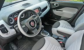 fiat 500l interior automatic. 500l reviews fiat interior fiat 500l automatic o