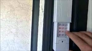 garage door frequency how often your