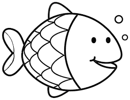 Realistic Ocean Fish Coloring Pages With Easy Bl5t New Printable