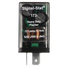 flasher modules truck lite signal stat 12 light electro mechanical plastic flasher module 70