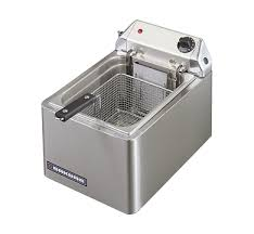 commercial deep fryer