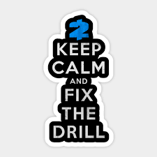 Payday 2 Keep Calm And Fix The Drill
