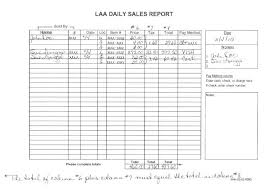 sales daily report laa daily sales report lapeer art association
