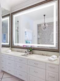 large bathroom mirror frame. Large Bathroom Mirror Houzz With Regard To Mirrors Idea 0 Frame