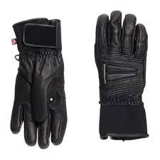 Leki Gloves Size Chart Leki Griffin S Lady Primaloft Gloves Leather Insulated For Women