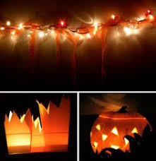 diy halloween lighting. 11 mustmakes for a classic halloween party simple the ou0027jays and diy lighting l