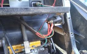 starter solenoid is bad on riding mower