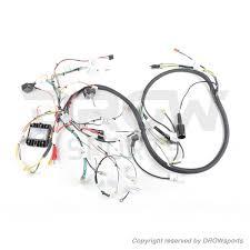 dan max honda ruckus gy6 150cc swap wire harness