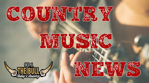 Country Music News For May 6 2019 95 1 The Bull