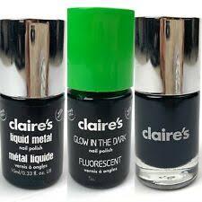 claire s nail polish ebay