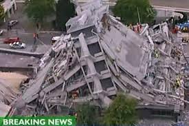 「カンタベリー地震 (2011年)」の画像検索結果