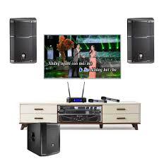 Bộ dàn karaoke JBL PRX Made in MEXICO đẳng cấp TVA 116