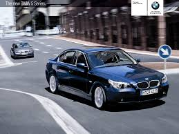 BMW 5 Series bmw 5 series review 2004 : History of the BMW 5 Series