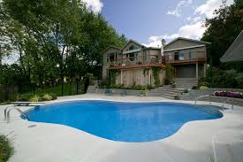 indoor pool house with diving board. In Ground Freeform Pool With Diving Board Indoor House
