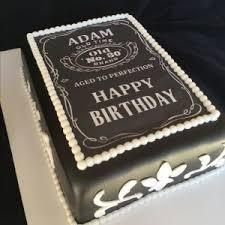 27 Elegant Picture Of 40th Birthday Cakes For Men Fondant Cake Man