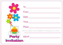 free printable invitation cards for birthday party for kids printable invitation cards for birthday party top 15 free printable
