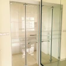 bifold glass door glass sliding door