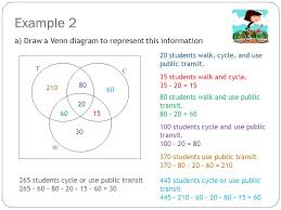 Student Venn Diagram Topic 3 Applications Of Set Theory Ppt Video Online Download