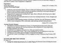 Field Marketing Manager Resume Sample Resumes Livecareer