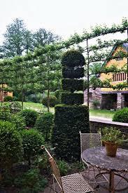 Kitchen Garden Fence Designer Visit Arne Maynard At Home In Wales Gardenista