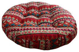 Ethnic floor cushions Dhurrie Ethnic Customs Chair Cushion Floor Cushion Round Cushion Pillow Seat Pad Southwestern Seat Cushions By Blancho Bedding Etsy Ethnic Customs Chair Cushion Floor Cushion Round Cushion Pillow