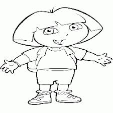 Dora Kleurplaten En Spelletjes Kinderspeelpleinnl