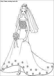 Small Picture Barbie Coloring Pages For Girls With Barbie Online Your Little