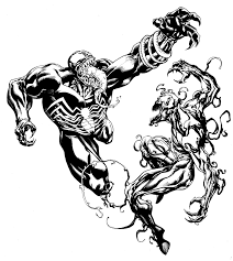 The thing is, venom is entirely a sony project, not an mcu. Agent Venom Coloring Pages