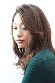 井川遥さん風ヘアアイロンの巻き方手順 髪だけで人生が変わるってこと
