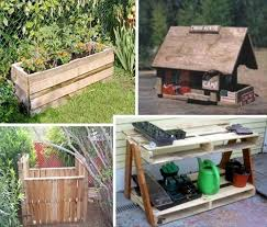 50 Wonderful Pallet Furniture Ideas And TutorialsPallet Furniture For Outdoors