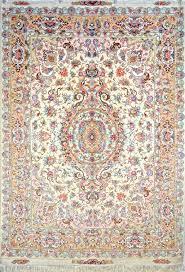 khatibi silk persian rug item pa 1151