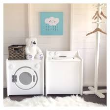 Beautiful Wooden Play Furniture, Cubby House Washing  Machine And Dryer Set. Pinterest a