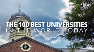 United World Institute Of Design Ranking The 100 Best Universities In The World Today