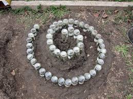 permaculture build your own herb spiral