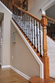 replace stair railing.  Replace Replacing Stair Rails  Install Or Replace Stair Railings Design Ideas  Pictures Remodel And  On Railing L