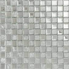 silver mirror glass diamond crystal