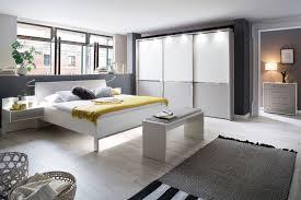 Alaska Von Wiemann Schlafzimmer Weiß Absetzung Grau Schlafzimmer
