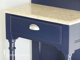 paint furniture without sandingPainting Old Wood Furniture without Sanding or Priming