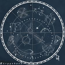 Constellation Chart Yelyzaveta Dnd Star Chart
