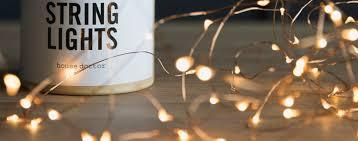 House Doctor String Lights