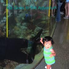 Isa Goes to the Aquarium by Eleanor Pineda   Blurb Books
