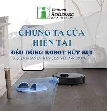 MUA ROBOT HÚT BỤI LAU NHÀ LÂM ĐỒNG Ở ĐÂU UY TÍN ? - Vietnamrobovac
