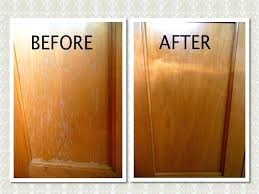 how to clean wooden cabinets design how to clean wood kitchen cabinets mix 3 4 cup