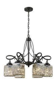 patriot lighting elegant home 6 light antique bronze chandelier at menards