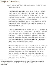 Apa Annotated Bibliography Example Annotated Bibliography Eng 111 College Composition I Mohiuddin