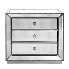 borghese mirrored furniture. omni mirrored 3 drawer chest furniture z intended for small dresser borghese